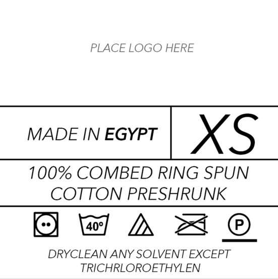 Clothing Care Label Template the Low Down Inside Tag Printing [free Tag Templates