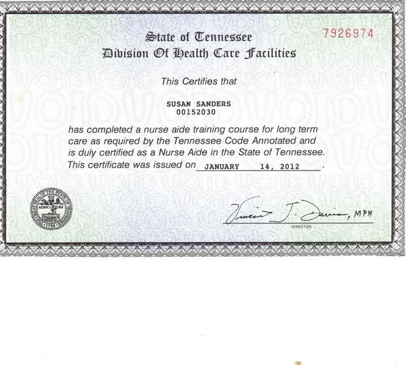Cna License Renewal form Texas Kelly Sanders Lmt Dsp Certifications Licenses