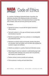 Code Of Ethics Template Code Of Ethics