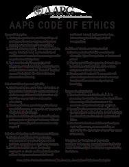 Code Of Ethics Template Overview