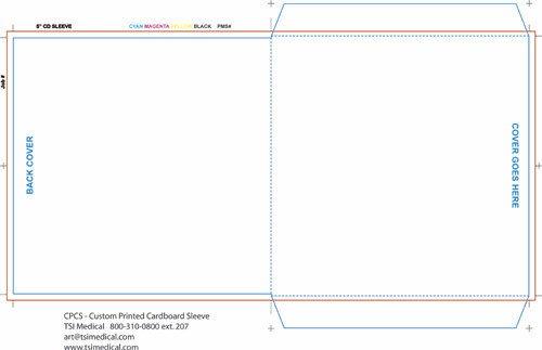 Coffee Sleeve Template Illustrator Clamshell Box Template Illustrator Templates Resume