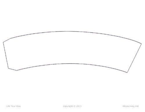 Coffee Sleeve Template Illustrator Coffee Sleeve Template Vector Templates Resume