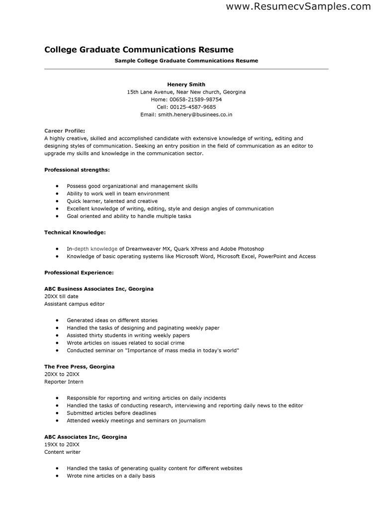 College Admissions Resume Template High School Senior Resume for College Application Google