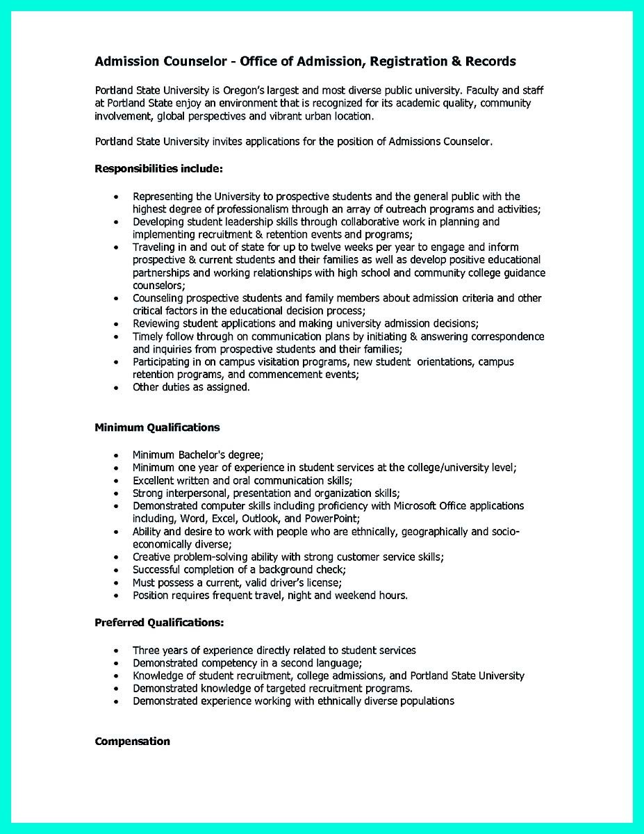 College Admissions Resume Template Write Properly Your Ac Plishments In College Application