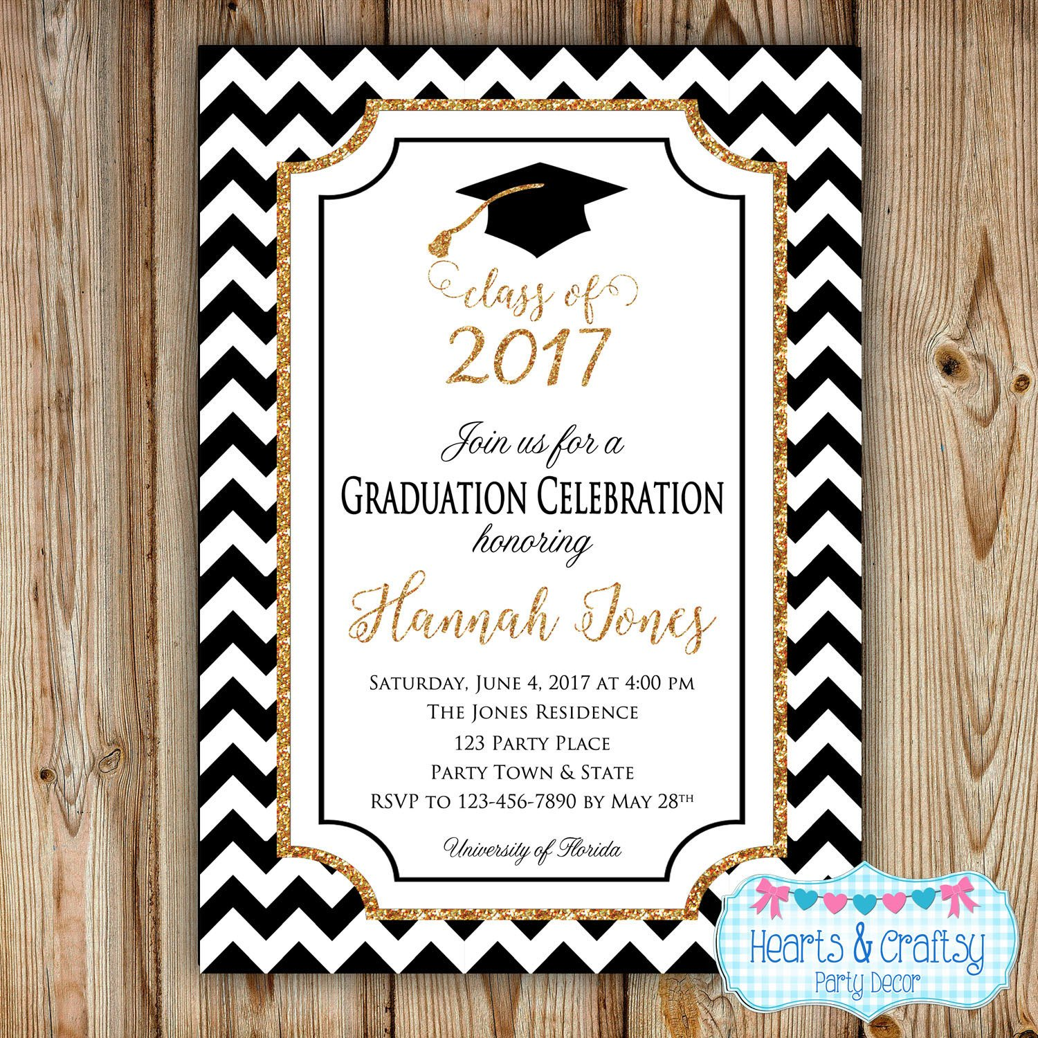 College Graduation Invitation Templates Graduation Party Invitation College Graduation Invitation