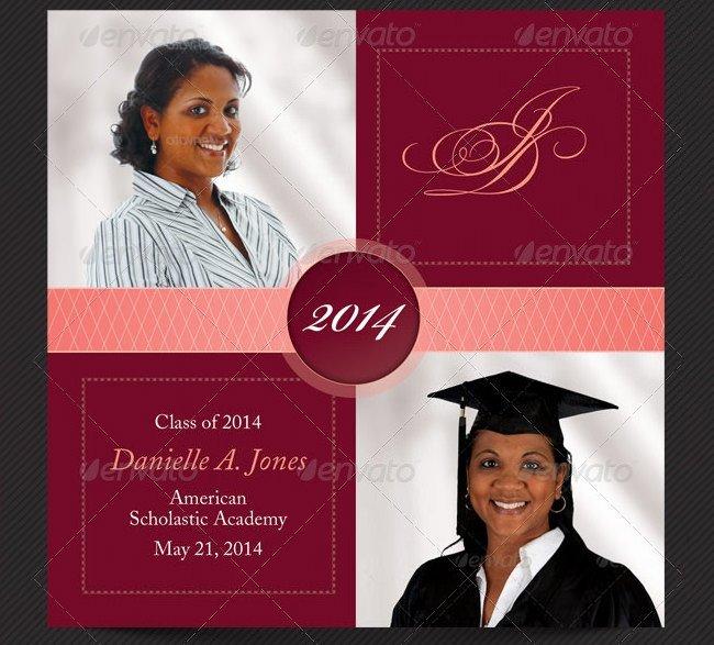 College Graduation Invitations Templates 25 Graduation Invitation Templates Psd Vector Eps Ai
