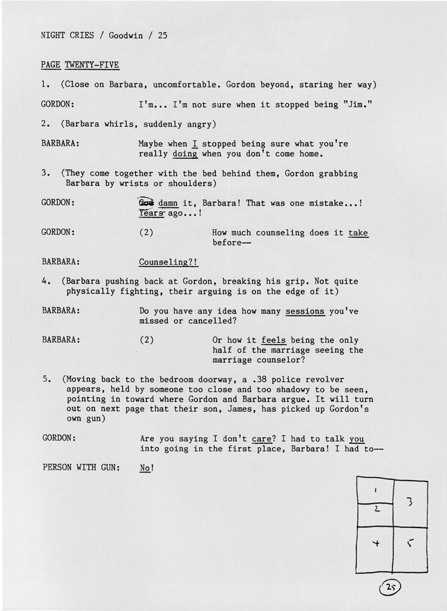 Comic Book Script Template Graphic Novel Script format Ix Resource