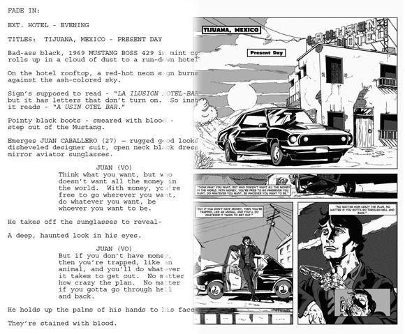 Comic Book Script Template Ic Book Script Template Google Search
