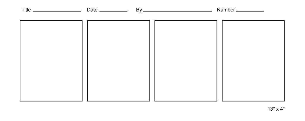Comic Book Template Photoshop Shop Ic Strip Templates Creating Ics
