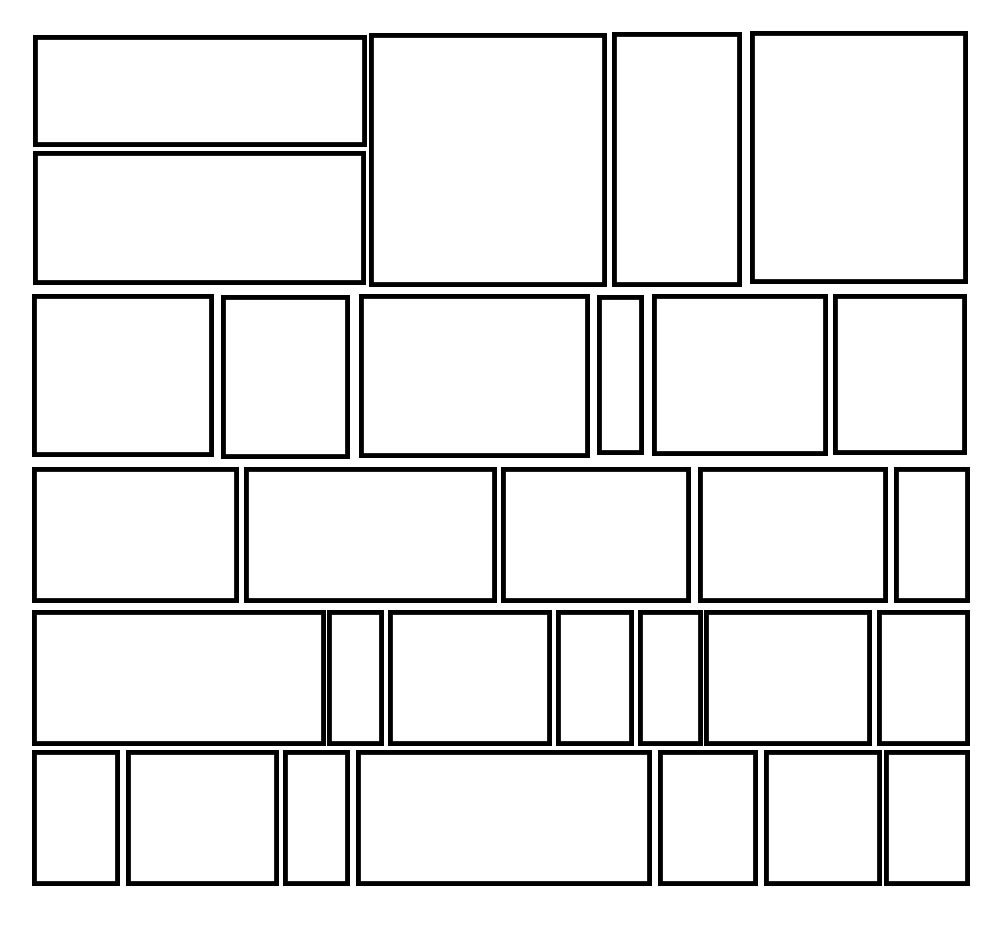 Comic Book Template Word Setting Out Layouts for the Ic Strip
