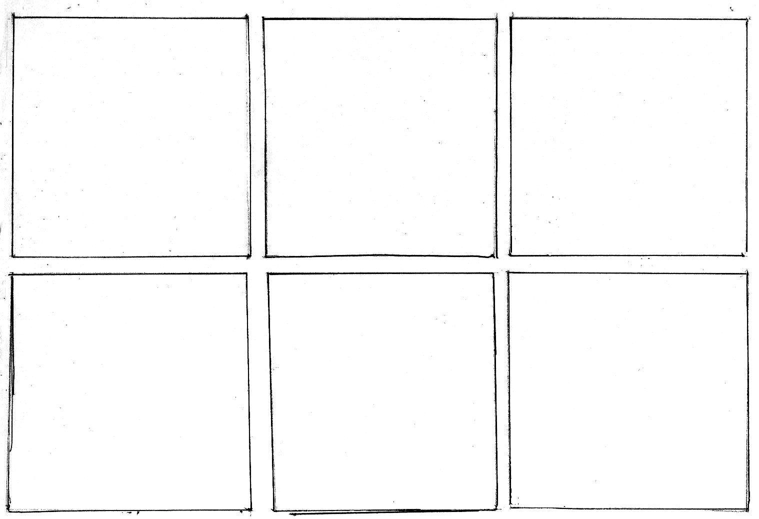 Comic Strip Template Word What Panel Layout Should I Use In My Web Ic