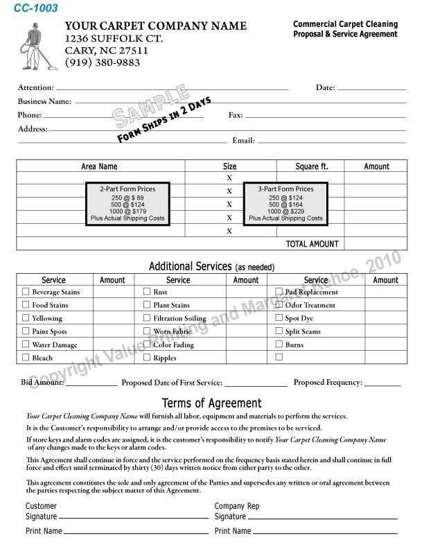 Commercial Cleaning Proposal Template Free 6 Cleaning Proposal Templates – Proposal Template