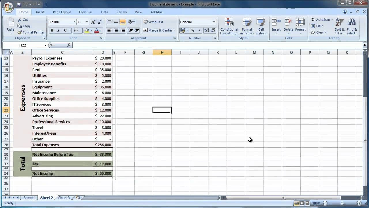 Common Size Income Statement Template Mon Size In E Statement Excel Driverlayer Search Engine