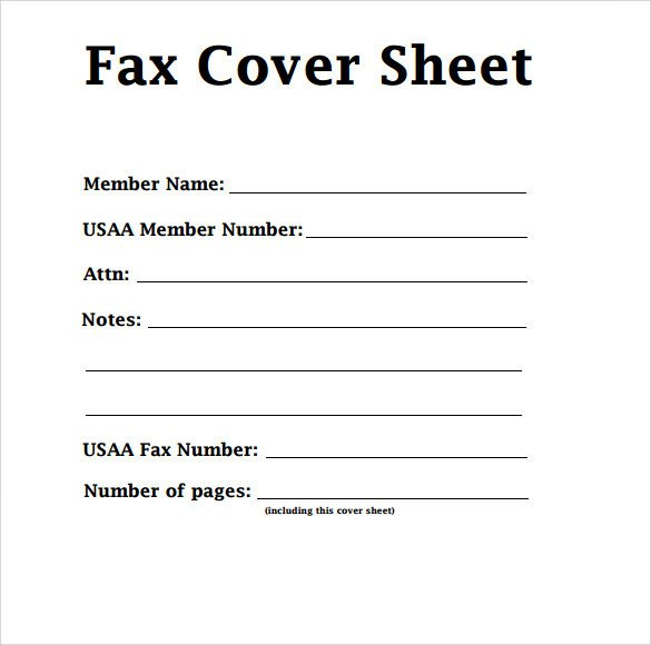 Confidentiality Fax Cover Sheet Sample Confidential Fax Cover Sheet 12 Documents In Pdf
