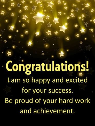 Congratulation Letter On Achievement Best 25 Congratulations Messages for Achievement Ideas On