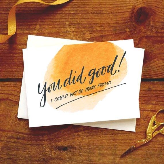 Congratulations Graduation Card Template 14 Graduation Congratulations Card Designs & Templates