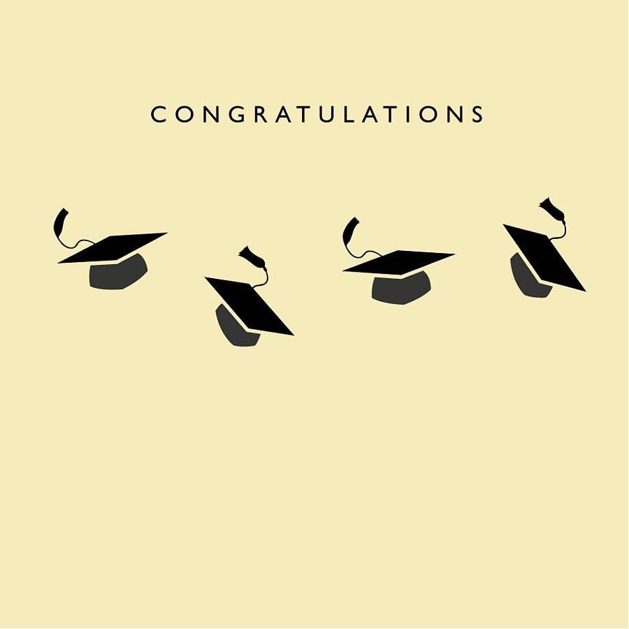 Congratulations Graduation Card Template Congratulations Graduation Card by Loveday Designs