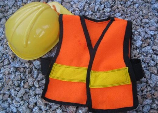 Construction Worker Hat Craft How to Make A Construction Worker Vest