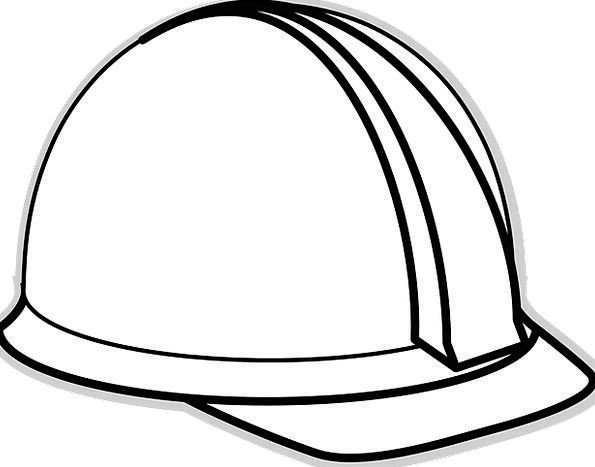 Construction Worker Hat Craft Safety Helmet