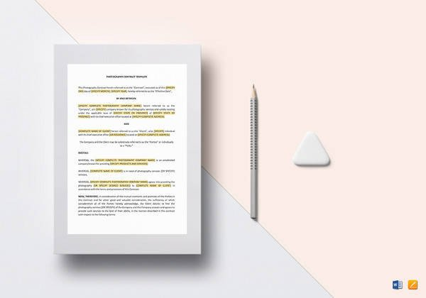 Contract Template Google Docs Marriage Contract Template 14 Download Free Documents