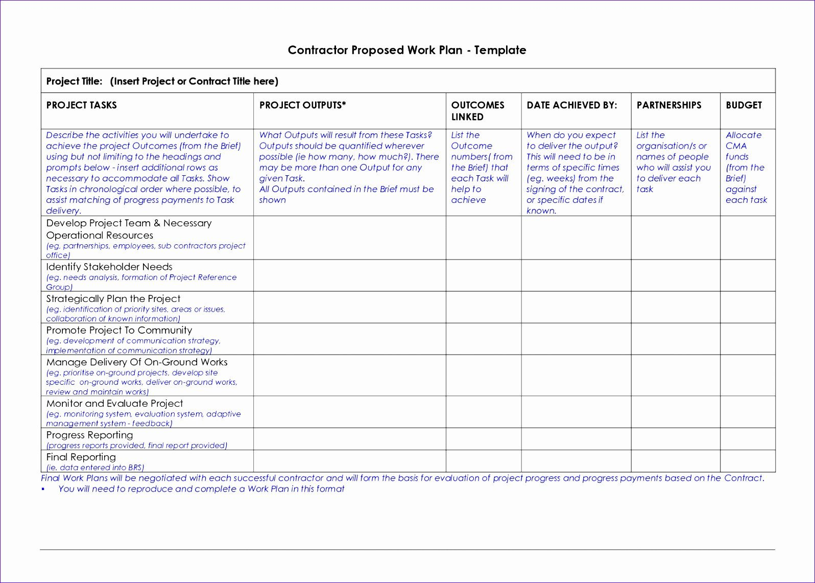 Contractor Payment Schedule Template 6 Construction Schedule Template Excel Free Download