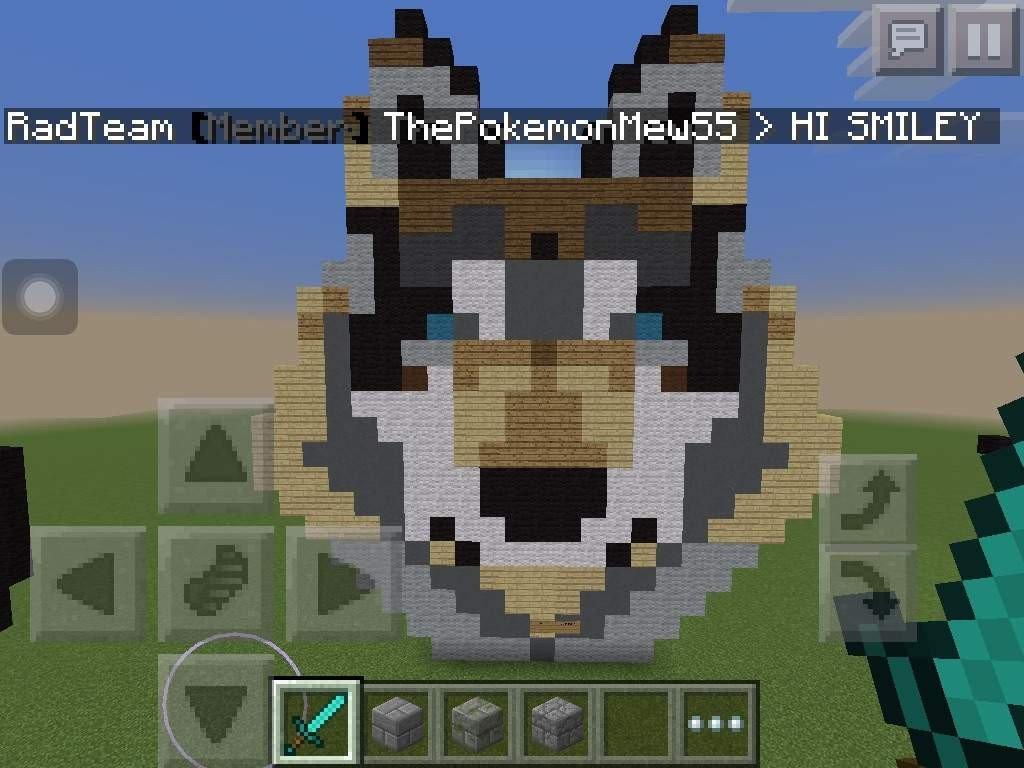 Cool Minecraft Pixel Arts Cool Pixel Art Bro