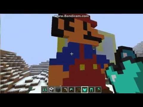 Cool Minecraft Pixel Arts Minecraft Cool Pixel Art