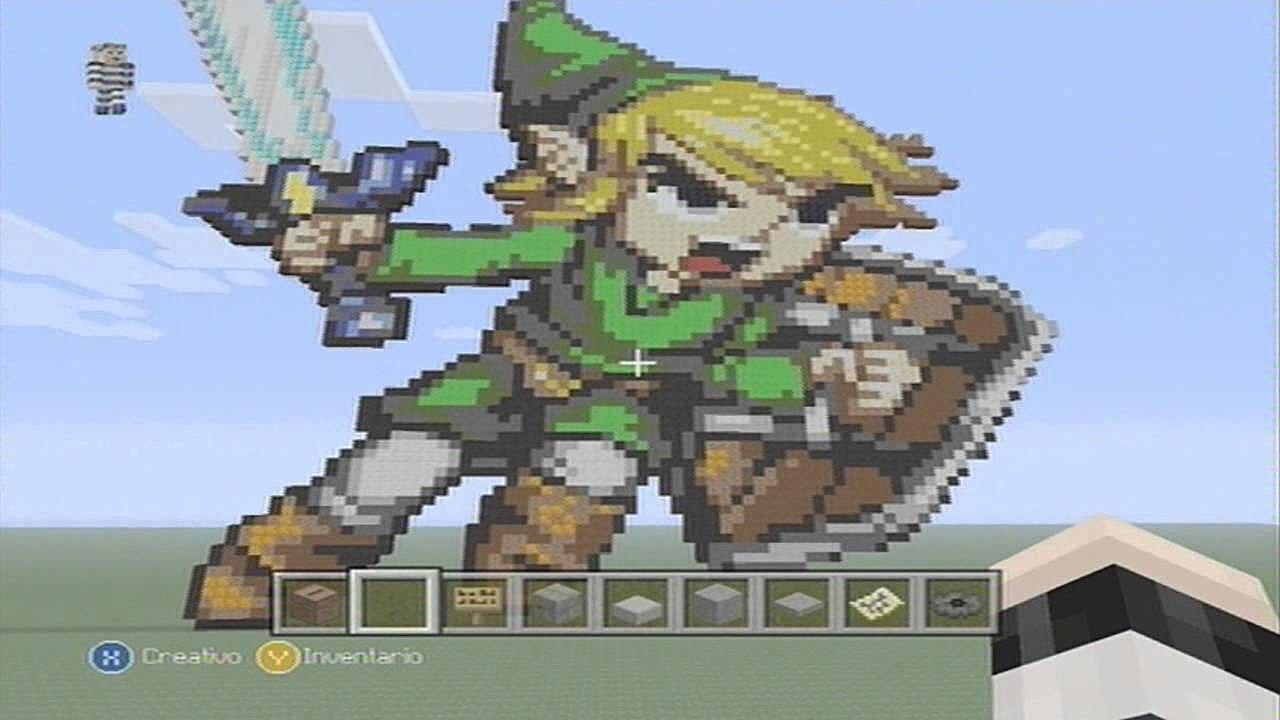 Cool Minecraft Pixel Arts top 10 Minecraft Pixel Art Projects