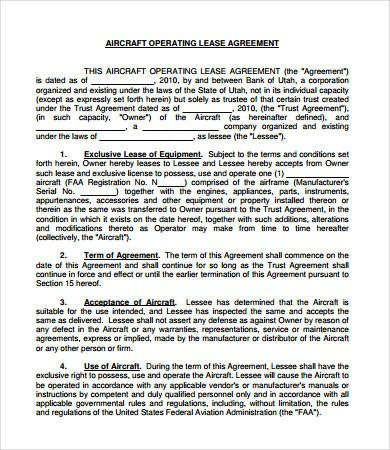 Corporation Operating Agreement Template Corporate Operating Agreement