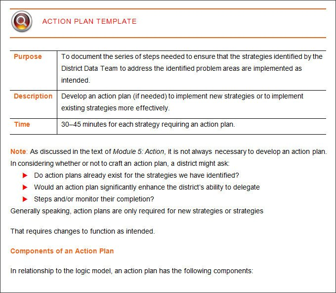Corrective Action Plan Template Word Corrective Action Plan Template 22 Free Word Excel
