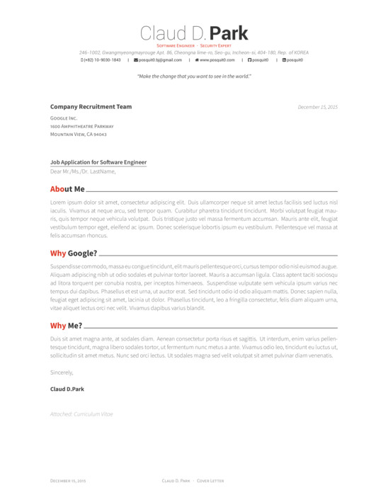 Cover Letter Template Latex Awesome Cv Cover Letter Latex Template Latex
