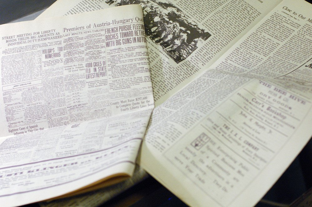 Create A Fake Obituary Making A Fake Newspaper