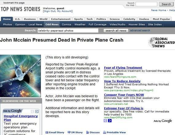 Create A Fake Obituary top 3 Fake News Prank Story Generators
