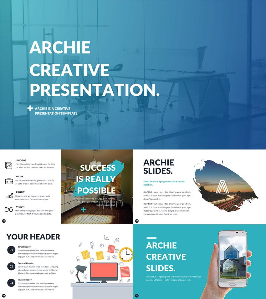 Creative Powerpoint Templates Free 15 Creative Powerpoint Templates for Presenting Your