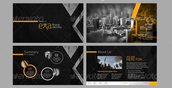 Creative Powerpoint Templates Free Download Fashion