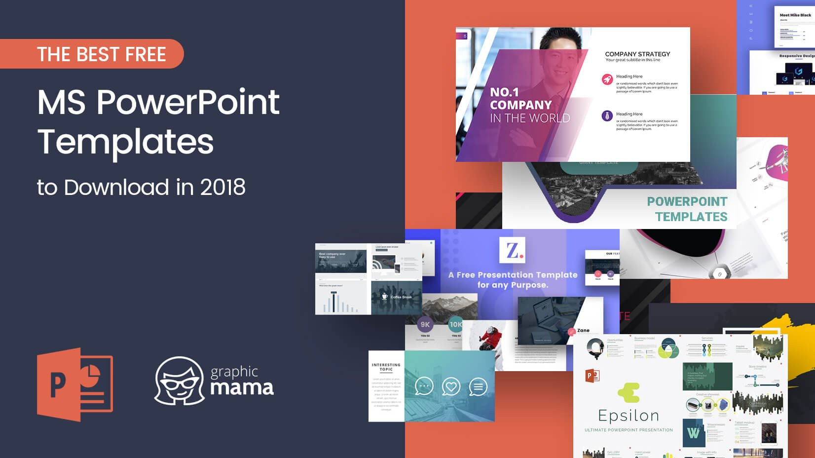 Creative Powerpoint Templates Free Download the Best Free Powerpoint Templates to Download In 2018
