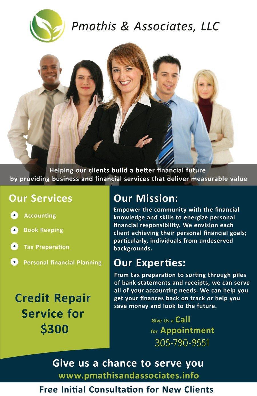 Credit Repair Flyer Template Credit Repair Credit Repair Flyer