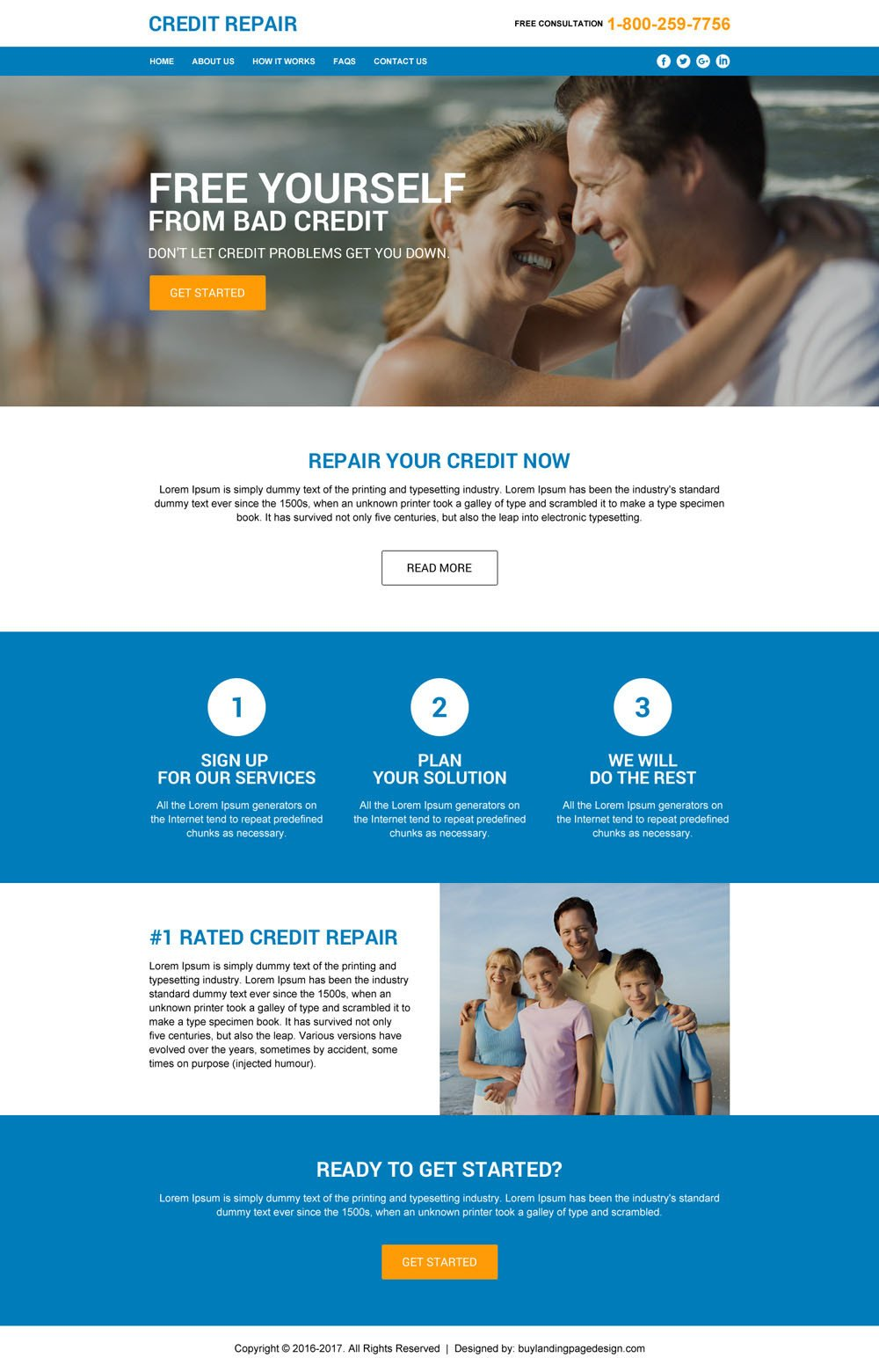 Credit Repair Flyer Template Website Templates Flat Off Special Discount Offer