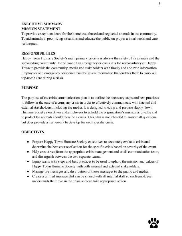 Crisis Communication Plan Templates Crisis Munication Plan Sample