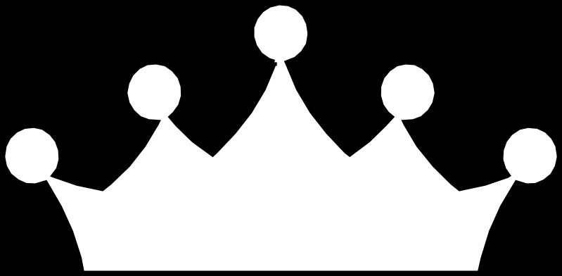 Crown Template for King Chrismons and Chrismon Patterns to Download Christmas