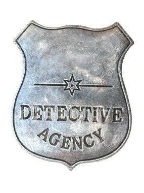 Csi Badge Template Detective and Badges On Pinterest