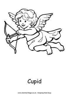 Cupid Template Printable 1000 Images About Cupid On Pinterest