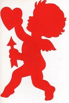 Cupid Template Printable 1000 Images About Valentine S Felt On Pinterest