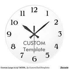 Customizable Clock Face Template Able Clock Faces Printables Pinterest