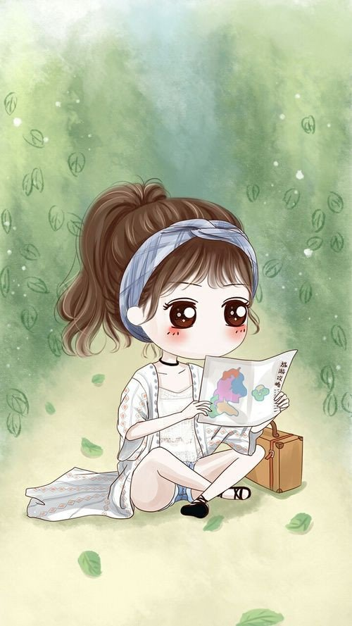 Cute Drawings Of Girls 1000 Ideas About Cute Girl Drawing On Pinterest