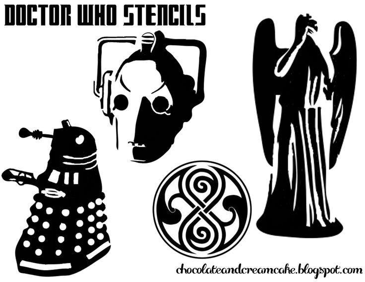 Dalek Pumpkin Stencil Best 20 Doctor who Cakes Ideas On Pinterest