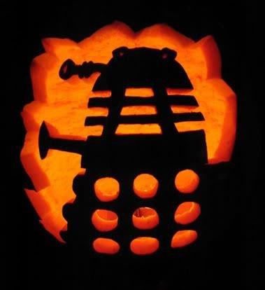 Dalek Pumpkin Stencil Dalek Pumpkin Just the Doctor Pinterest