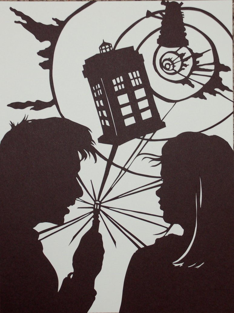 Dalek Pumpkin Stencil Doctor who and Rose by Gateship On Deviantart