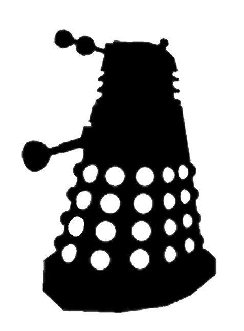 Dalek Pumpkin Stencil Doodlecraft Doctor who Week 2 Ultimate Geek Shirts