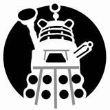 Dalek Pumpkin Stencil Halloween is the Best Thing Ever